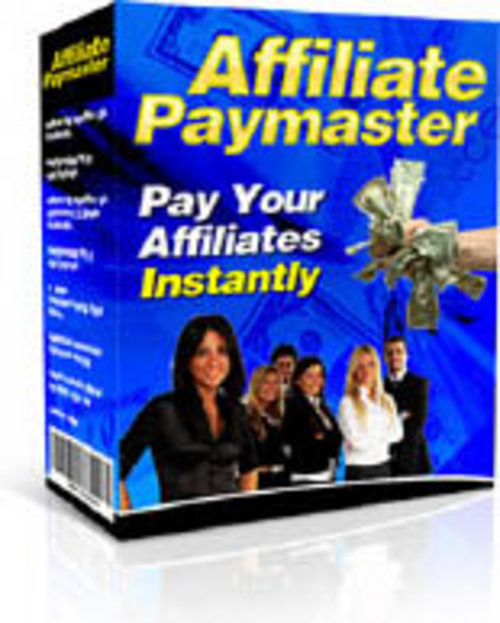 Product picture Affiliate Paymaster