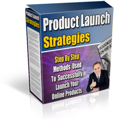 Product picture Product Launch Strategies